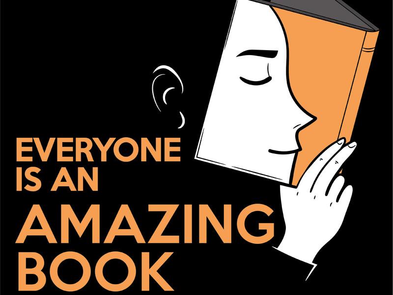每个人都是一本奇书