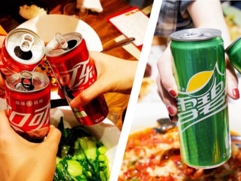 """可口可乐""""消费者饮用习惯培养计划"""""""