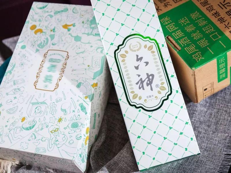 """""""六神风味鸡尾酒""""电商营销案例"""