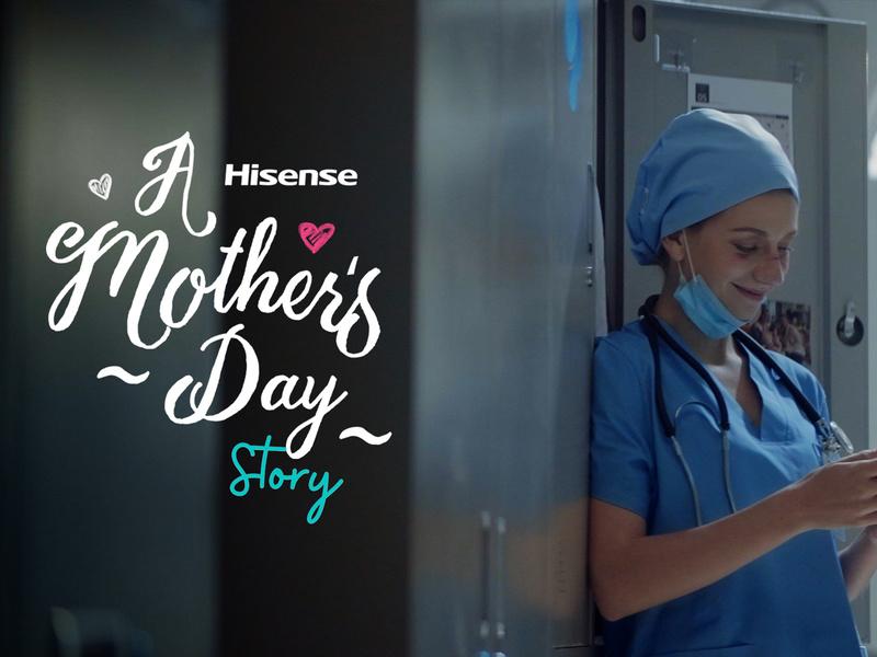 A Hisense Mother's Day 海信母亲节全球品牌片
